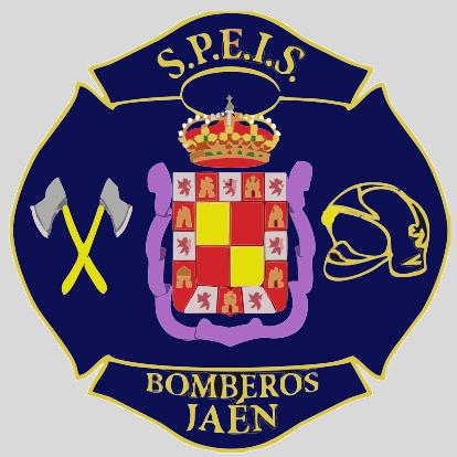 Bomberos Jaén logo