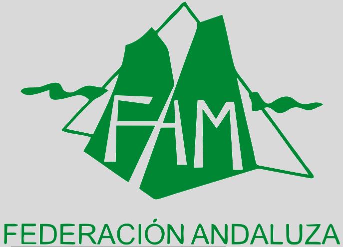 Federación andaluza de montaña logo