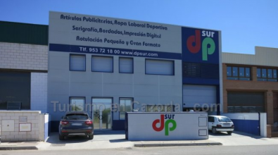 Foto nave industrial DPSUR